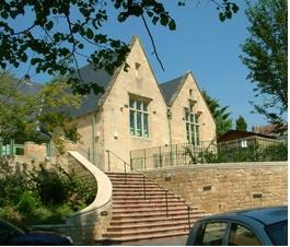 New Oriel Hall