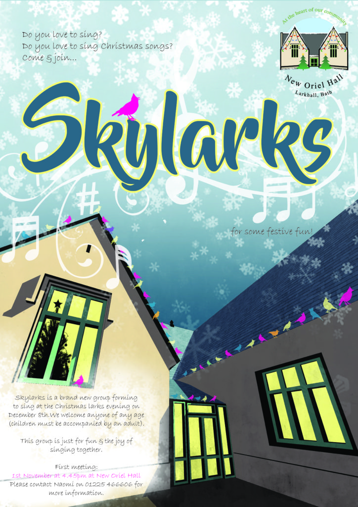 Skylarks Singing group