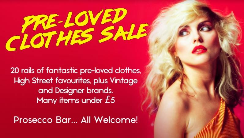 Fantastic Pre-Loved Clothes Sale