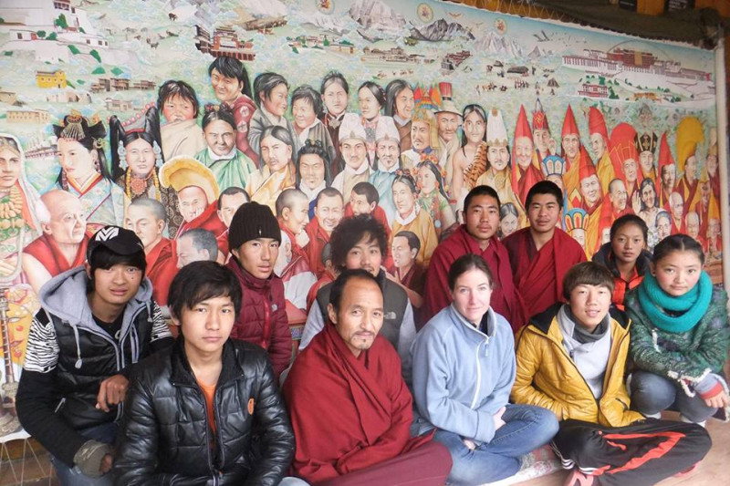 An Evening of Tibetan Art Saturday 8th December from 7.00pm