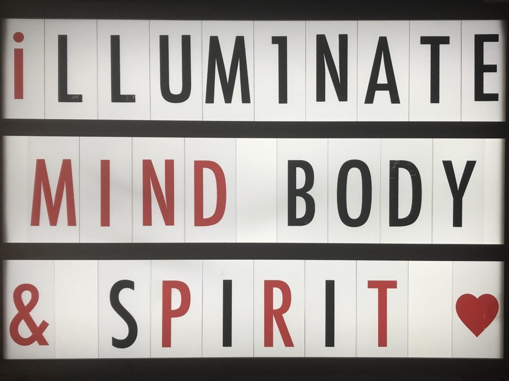 Mind Body and Spirit Awakening 17th October