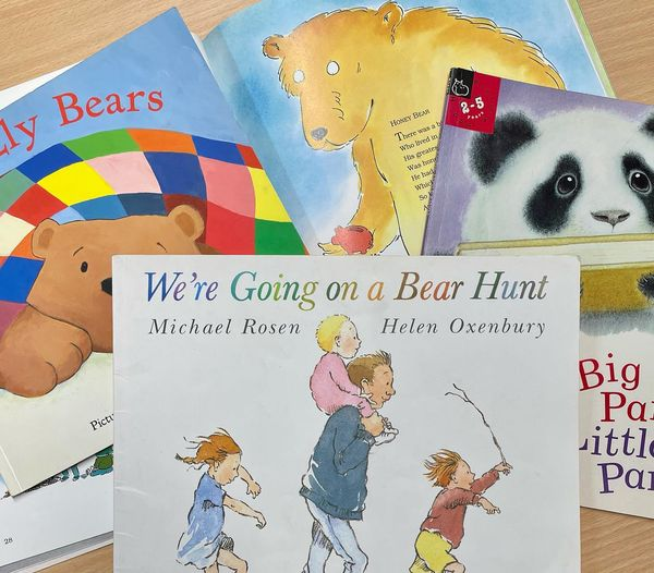 Children's Storytime – Every Friday at 2.30-3.00