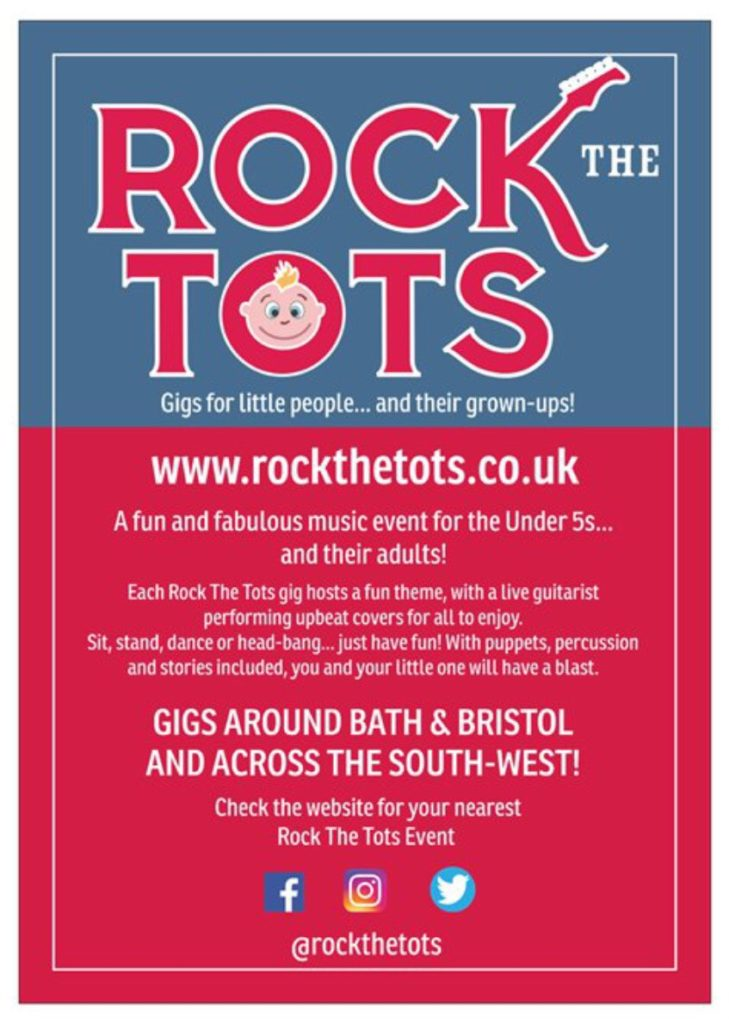 Rock The Tots Monthly For Preschoolers