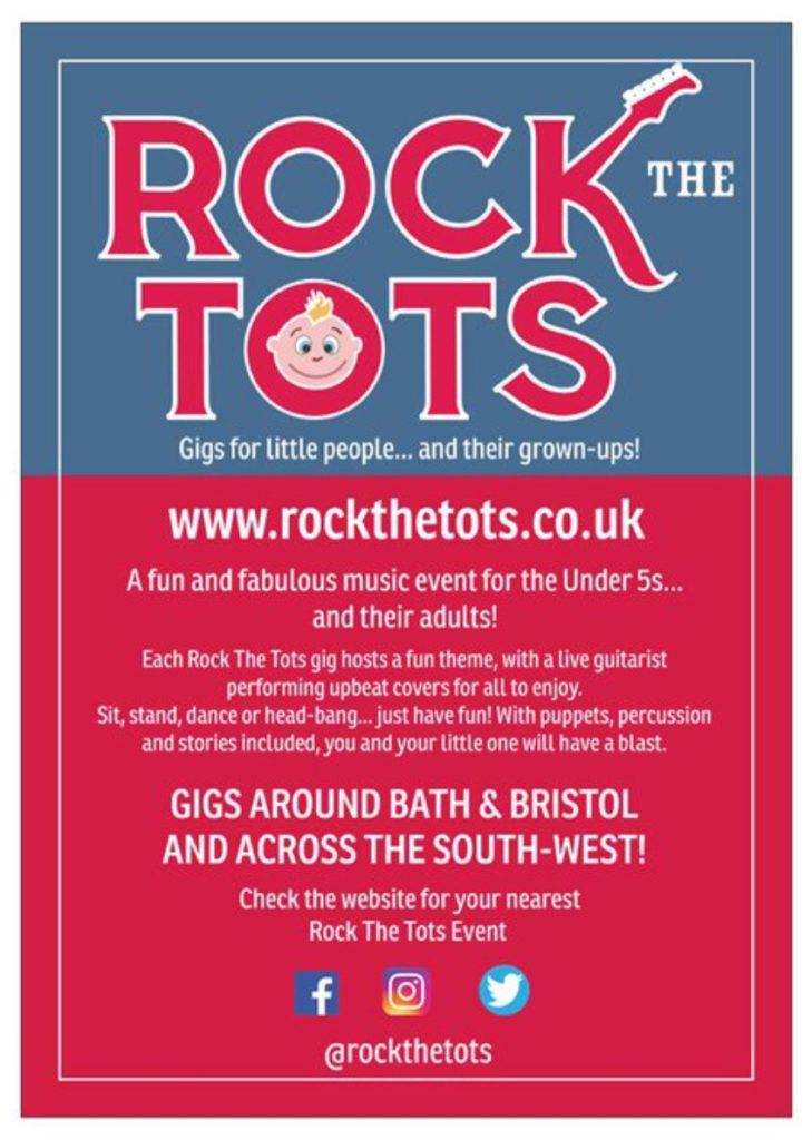 Rock The Tots Monthly For Preschoolers