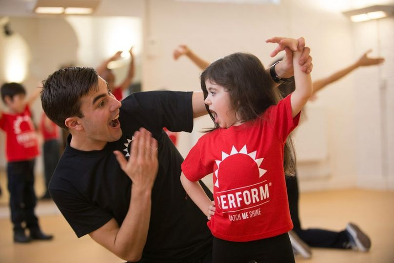 Have you heard of Perform? Here on Monday afternoons.